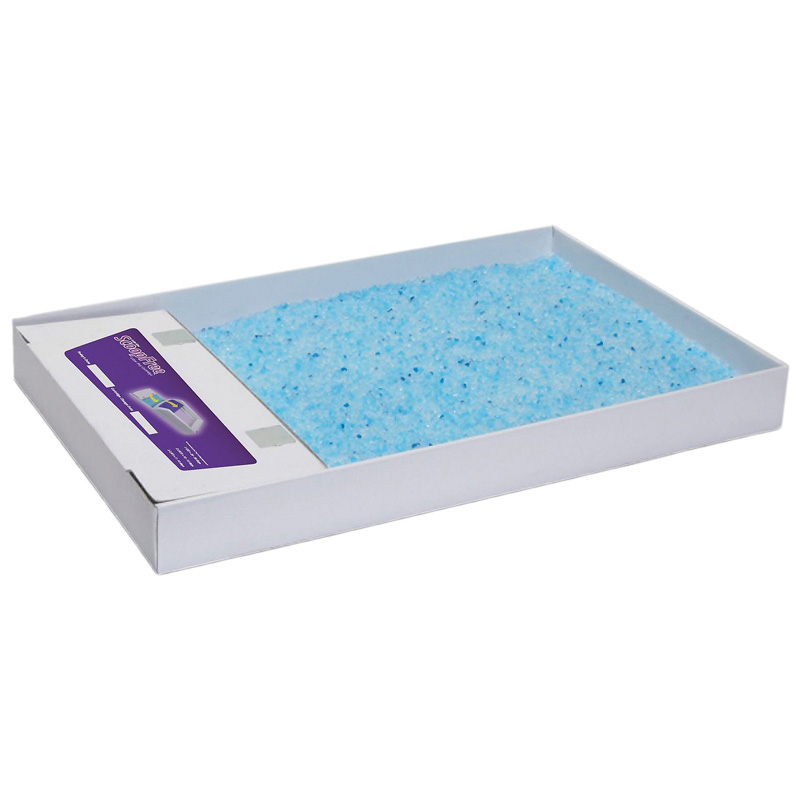 ScoopFree Premium Blue Crystal Litter Tray 1 pk I007653