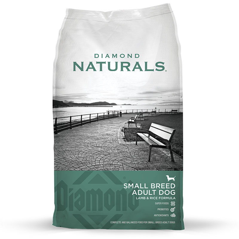 Diamond® Naturals Small Breed Adult Dog Lamb & Rice 6 lbs. I007771