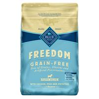 BLUE Freedom Grain-Free Chicken Recipe For Puppies 24lb I007953