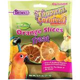 Brown's® Tropical Carnival® Natural Orange Slices 0.75 Oz. I008033