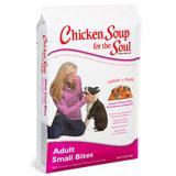 Chicken Soup for the Soul Adult Dog Small Bites Dog Food 5 lbs. I008166
