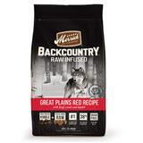 Merrick® Backcountry™ Raw Infused Great Plains Red Recipe Dog Food I008423b
