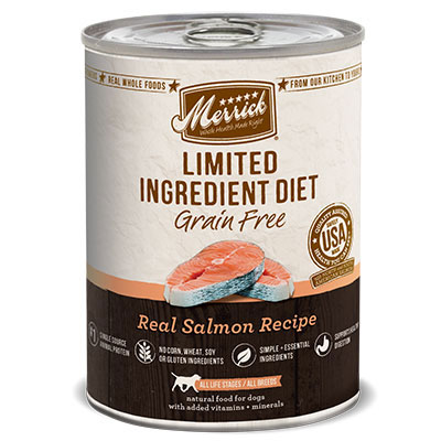 Merrick® Limited Ingredient Diet Real Salmon Recipe Dog Food I008446