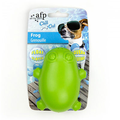 All For Paws Chill Out Floating Frog I008727