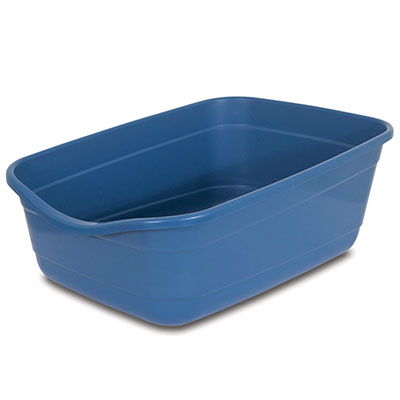 "Petmate® Giant Litter Pan 25.56"" x 18.30"" x 10.02"" I008985"