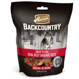 Merrick® Backcounty™ Great Plains Real Beef Sausage Cuts 5 oz. I009117