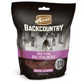 Merrick® Backcounty™ Great Plains Real Steak Patties 4 oz. I009119