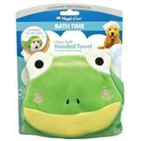 Four Paws® Magic Coat® Frog Hooded Towel I009570b
