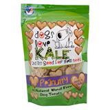 dogs love KALE™ Peanutty All Natural Wheat Free Dog Treats 7 oz. I010094