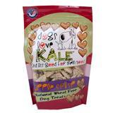 dogs love KALE™ Apple Crisp All Natural Wheat Free Dog Treats 7 oz. I010095