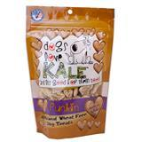 dogs love KALE™ Punkin' All Natural Wheat Free Dog Treats 7 oz. I010096