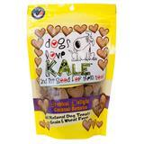 dogs love KALE™ Tropical Delight Coconut-Banana All Natural Grain & Wheat Free Dog Treats 7 oz. I010098