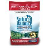 Natural Balance® L.I.D. Limited Ingredient Diets® Sweet Potato & Bison Dry Dog Food I010193b