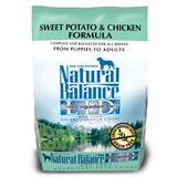 Natural Balance® L.I.D. Limited Ingredient Diets® Sweet Potato & Chicken Dry Dog Food I010196b