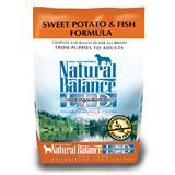 Natural Balance® L.I.D. Limited Ingredient Diets® Sweet Potato & Fish Dog Food I010199b
