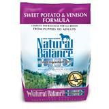 Natural Balance® L.I.D. Limited Ingredient Diets® Sweet Potato & Vension Dog Food I010202b