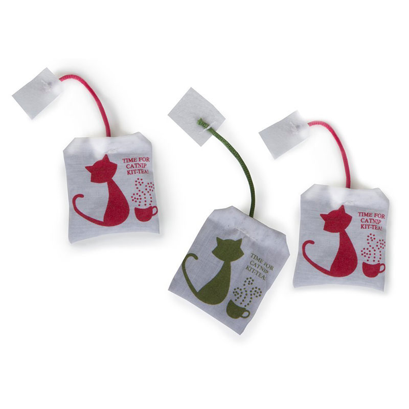 Petlinks® Tea Zing Catnip Toy 3 pack I010390