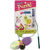 VitaKraft® Purrk!® Playfuls Busy Bee Dangler Cat Toy I010479