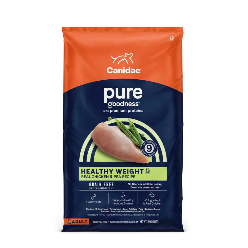 Canidae® Pure Resolve Weight Management Formula Dog Food I010533b