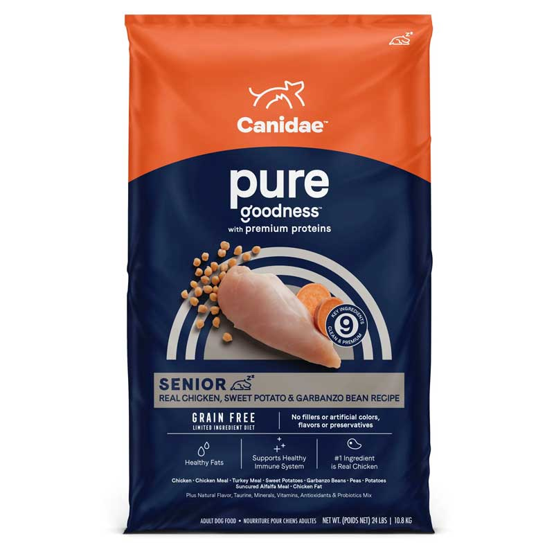 Canidae® Pure Meadow Senior Formula Dog Food  I010536b