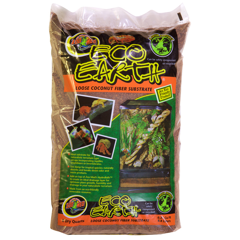 Eco Earth® Loose Coconut Fiber Substrate I010543