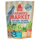 Plato® Farmers Market Natural Salmon & Vegetables Recipe Dog Treats 4 Oz. I010555