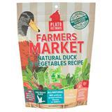 Plato® Farmers Market Natural Duck & Vegetables Recipe Dog Treats 4 Oz. I010557