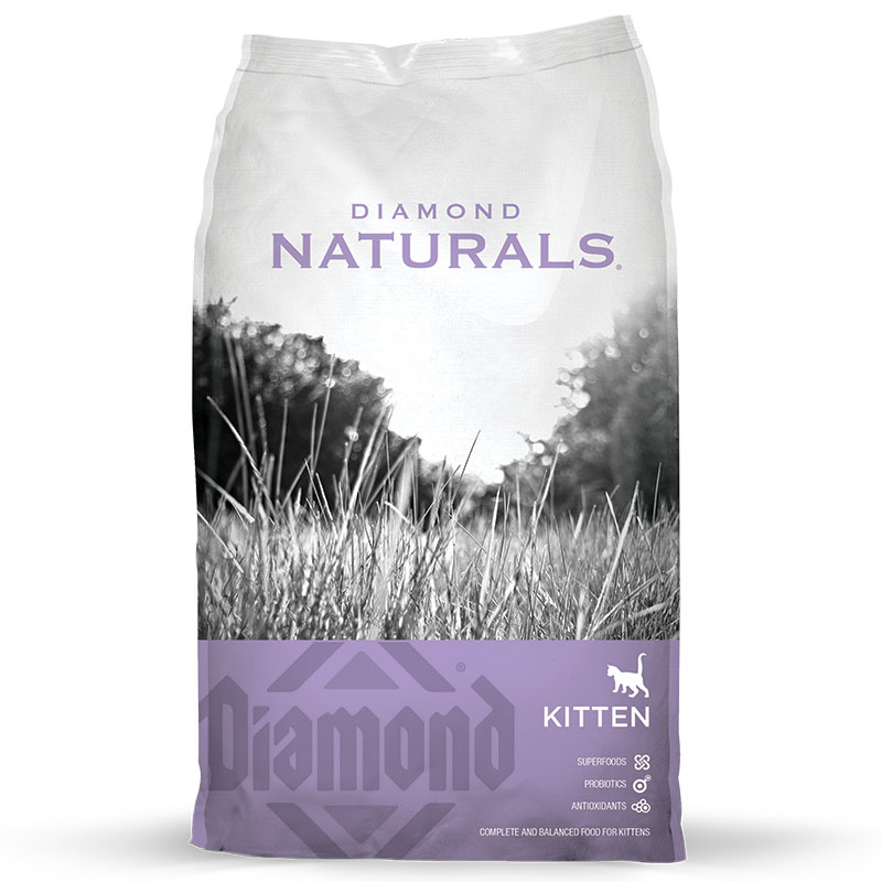 Diamond® Naturals Kitten Food 6 lbs. I010582