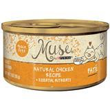 Muse® by Purina® Natural Chicken Pate Recipe Cat Food 3 Oz. I010766