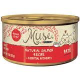 Muse® by Purina® Natural Salmon Pate Recipe Cat Food 3 Oz. I010767