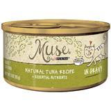 Muse® by Purina® Natural Tuna in Gravy Recipe Cat Food 3 Oz.  I010775