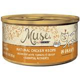 Muse® by Purina® Natural Chicken, Tomato & Carrot in Gravy Recipe Cat Food 3 Oz. I010778