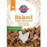 Hill's® Science Diet® Baked Light Biscuits Medium 9 Oz.  I010879