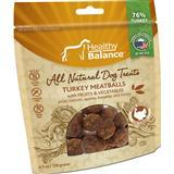 Healthy Balance™ All Natural Turkey Meatballs with Fruits & Vegetables 4.5 oz. I010981