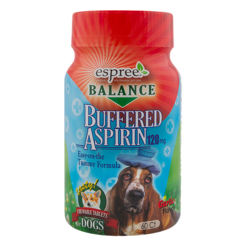 espree® Balance Buffered Aspirin for Small Dogs 120mg I011060