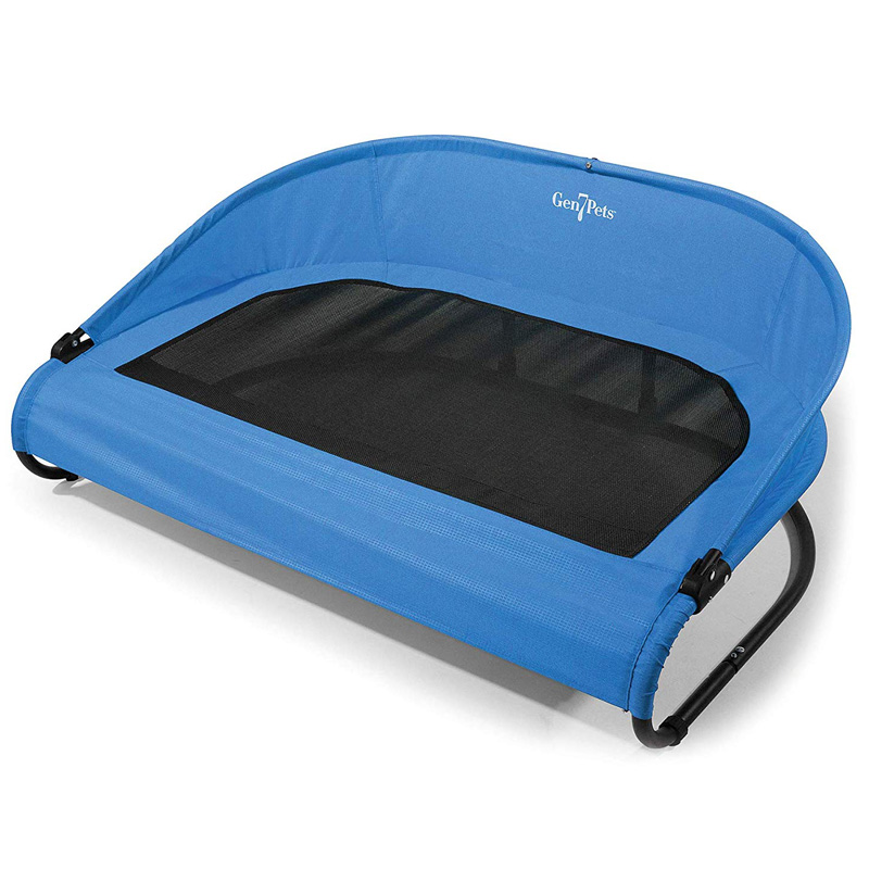 "Gen7Pet Cool-Air Cot 30"" Trailblazer Blue I011096e"