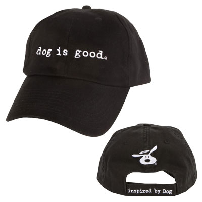 Dog is Good® Hats Dog is Good Signature I011143