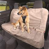 Kurgo® Bench Seat Cover Nutmeg Heather Pattern I011151