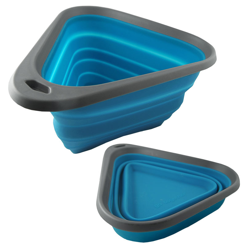 Kurgo®Mash N Stash Collapsible Dog Bowl  I011174