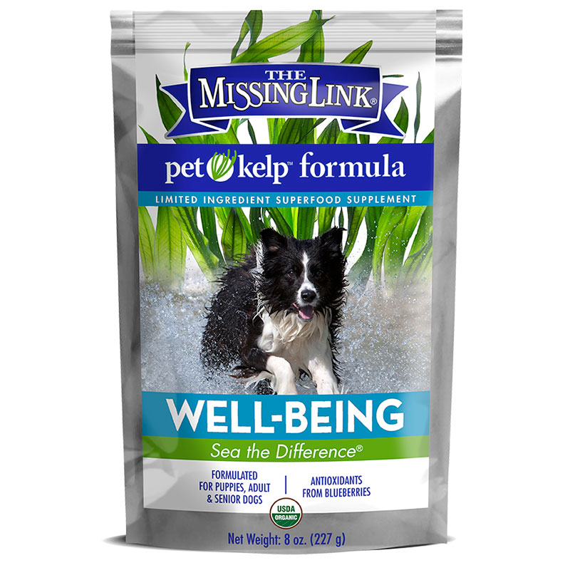 Pet Kelp Wellness Formula 8 oz. I011203