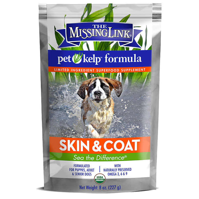 Pet Kelp Skin & Coat Formula 8 oz. I011205