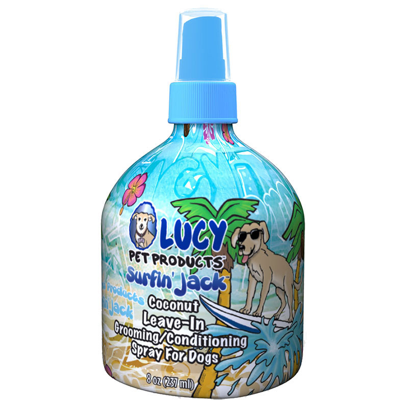 Lucy Pet Products™ Surfin' Jack™ Leave-in Conditioning Spray 8 oz. I011230