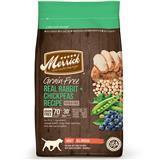 Merrick Grain Free Real Rabbit + Chickpeas Recipe 22 lbs. I011273