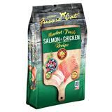 Fussie Cat® Market Fresh Salmon and Chicken Recipe Cat Food I011323b