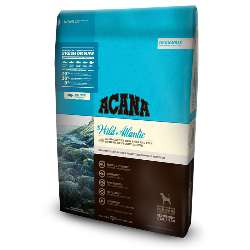 ACANA® Regionals Wild Atlantic Dog Food I011347b