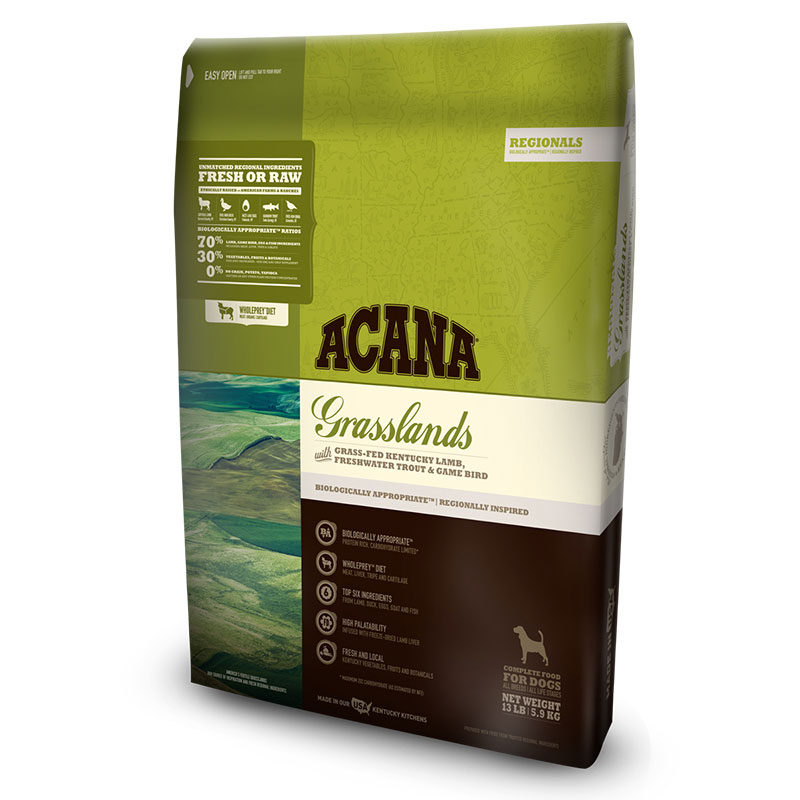 ACANA® Regionals Grasslands Dog Food I011351b