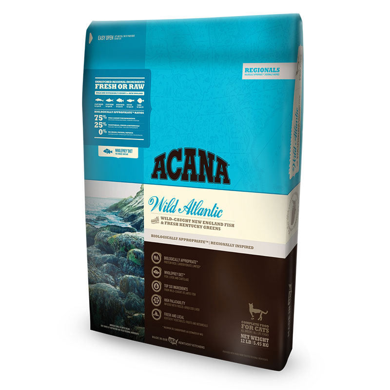 ACANA®Regionals Wild Atlantic Cat Food I011361b