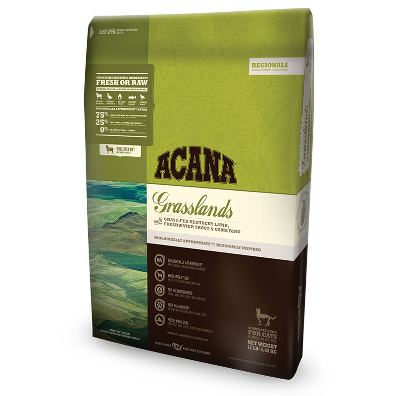 ACANA® Regionals Grasslands Cat Food I011363b
