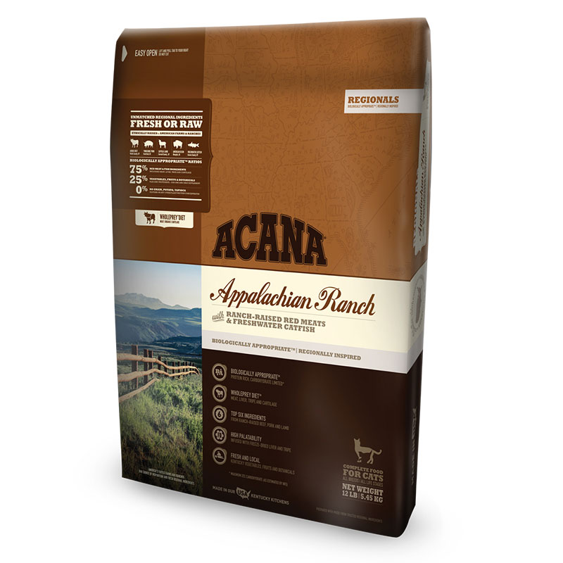ACANA®Regionals Appalachian Ranch Cat Food I011365
