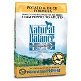 Natural Balance® L.I.D. Limited Ingredient Diets® Potato & Duck Dry Dog Formula 26 lbs. I011471